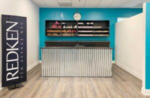 Redken Color Bar at JD Academy's Beauty School in The San Francisco Bay Area